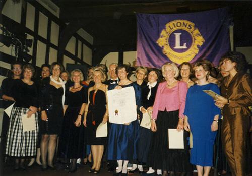 Geschichte des Lions Clubs Bielefeld Marswidis